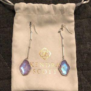 Kendra Scott charmain drop earrings